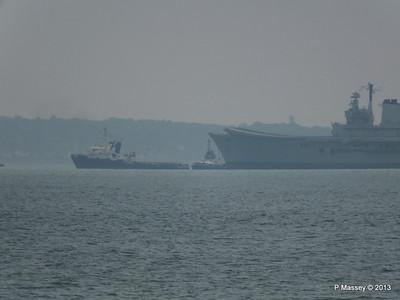SD BOUNTIFUL CHRISTOS XXIII HMS ARK ROYAL PDM 20-05-2013 14-32-52