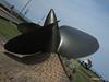 HMS CAVALIER 1944 Propeller East Cowes PDM 12-07-2014 15-44-09
