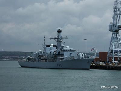 F83 HMS ST ALBANS Portsmouth PDM 30-06-2014 12-14-38