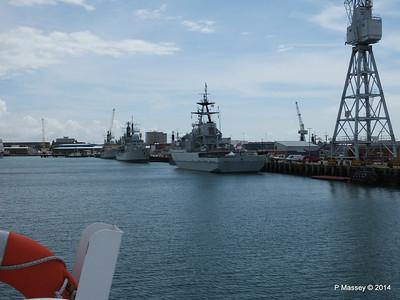 P281 HMS TYNE D92 HMS LIVERPOOL D95 HMS MANCHESTER PDM 30-06-2014 12-21-27