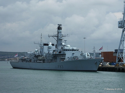 F83 HMS ST ALBANS Portsmouth PDM 30-06-2014 12-14-47