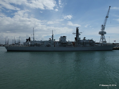 F83 HMS ST ALBANS Portsmouth PDM 30-06-2014 12-16-11