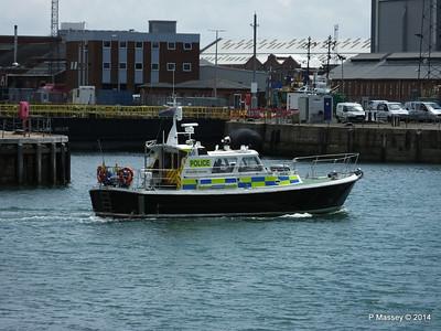 Police Launch SIR GEOFFREY RACKHAM Portsmouth PDM 30-06-2014 12-18-41