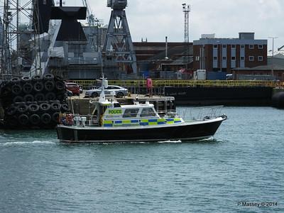 Police Launch SIR GEOFFREY RACKHAM Portsmouth PDM 30-06-2014 12-18-37