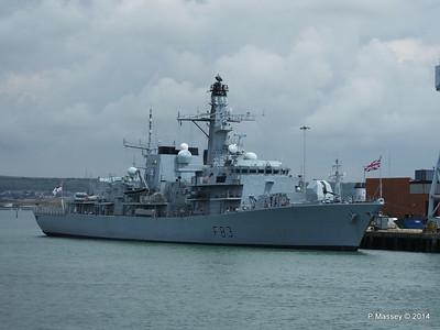 F83 HMS ST ALBANS Portsmouth PDM 30-06-2014 12-14-49