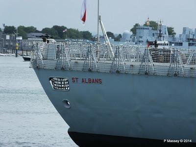 F83 HMS ST ALBANS Portsmouth PDM 30-06-2014 12-16-00