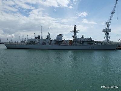 F83 HMS ST ALBANS Portsmouth PDM 30-06-2014 12-16-06