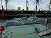 MGB 81 with HMS WARRIOR behind Portsmouth PDM 30-06-2014 11-56-24