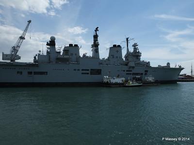R06 HMS ILLUSTRIOUS Portsmouth PDM 30-06-2014 12-14-02
