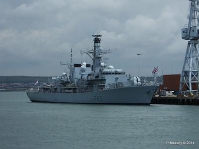 F83 HMS ST ALBANS Portsmouth PDM 30-06-2014 12-14-41