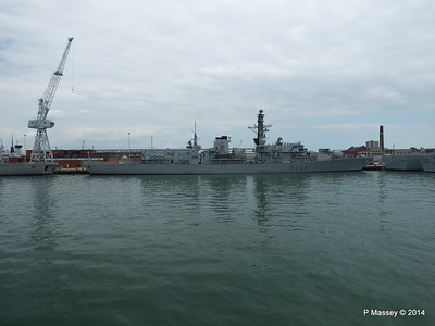 F234 HMS IRON DUKE Portsmouth PDM 31-05-2014 14-50-09