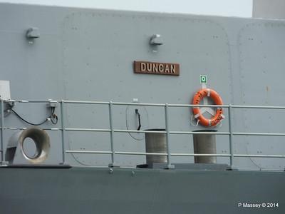 D37 HMS DUNCAN Portsmouth PDM 31-05-2014 14-48-59