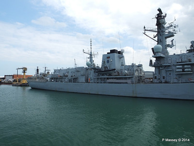 F239 HMS RICHMOND Portsmouth PDM 31-05-2014 15-02-17