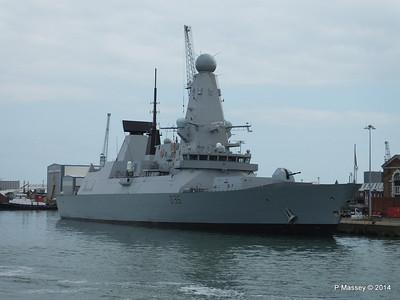 D36 HMS DEFENDER Portsmouth PDM 31-05-2014 14-53-14