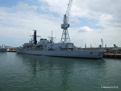 F83 HMS ST ALBANS Portsmouth PDM 31-05-2014 15-00-56