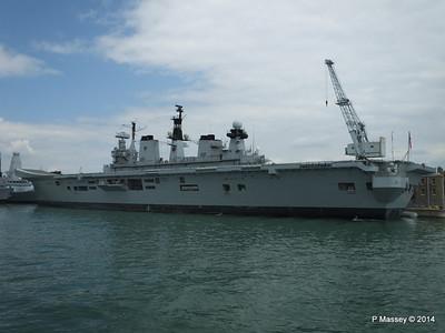 RO6 HMS ILLUSTRIOUS Portsmouth PDM 31-05-2014 14-46-38