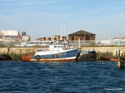 Fishing Boat Tug SUSAN Southampton PDM 10-10-2008 15-41-36