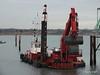 WITTON TWO Dredger Hythe Southampton PDM 06-01-2012 15-10-31