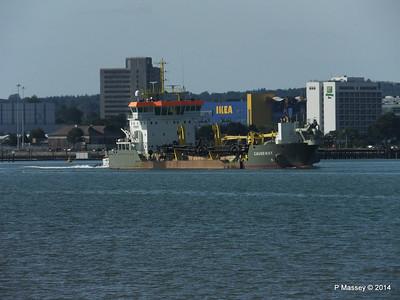 CAUSEWAY Outbound Southampton PDM 22-07-2014 17-06-10