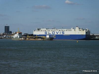 CAUSEWAY GLOVIS SPIRIT Southampton PDM 22-07-2014 17-10-08