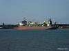WILLEM VAN ORANJE Inbound Southampton PDM 22-07-2014 17-04-31