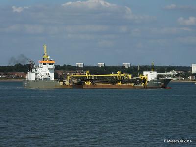 CAUSEWAY Outbound Southampton PDM 22-07-2014 17-12-05