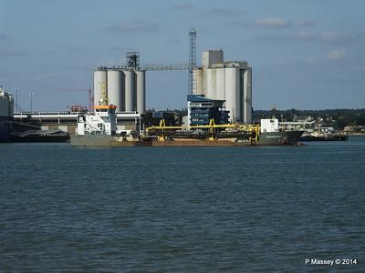 CAUSEWAY Outbound Southampton PDM 22-07-2014 17-11-03