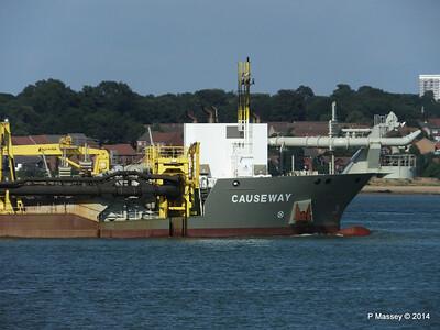 CAUSEWAY Outbound Southampton PDM 22-07-2014 17-11-45