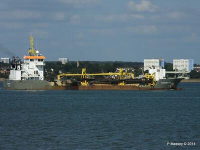 CAUSEWAY Outbound Southampton PDM 22-07-2014 17-12-14
