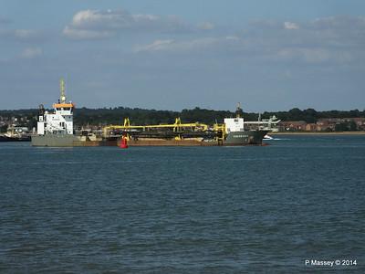 CAUSEWAY Outbound Southampton PDM 22-07-2014 17-11-33