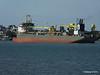 WILLEM VAN ORANJE Inbound Southampton PDM 22-07-2014 17-05-16
