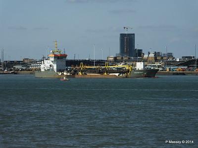 CAUSEWAY Outbound Southampton PDM 22-07-2014 17-09-43