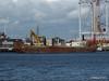 TERRAFERRE 301 with MANU-PEKKA behind Southampton PDM 28-10-2013 12-47-48