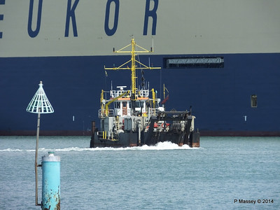 NORMA with MORNING PRIDE behind Southampton PDM 20-08-2014 12-04-51