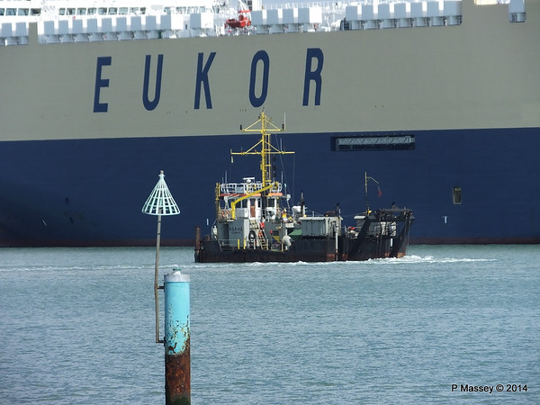 NORMA with MORNING PRIDE behind Southampton PDM 20-08-2014 12-05-001