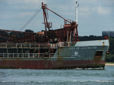 CITY OF CHICHESTER Southampton Water PDM 25-06-2014 13-23-16