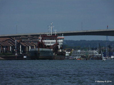 CITY OF CHICHESTER Southampton Water PDM 25-06-2014 13-18-13