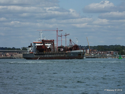CITY OF CHICHESTER Southampton Water PDM 25-06-2014 13-22-31