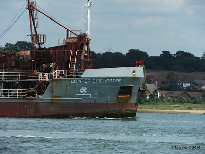 CITY OF CHICHESTER Southampton Water PDM 25-06-2014 13-23-13
