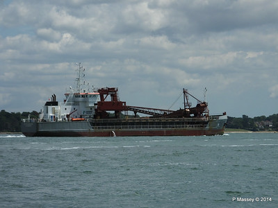 CITY OF CHICHESTER Southampton Water PDM 25-06-2014 13-24-06