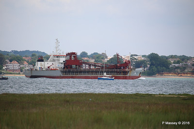 CITY OF CHICHESTER Outbound Southampton PDM 17-06-2016 12-36-47