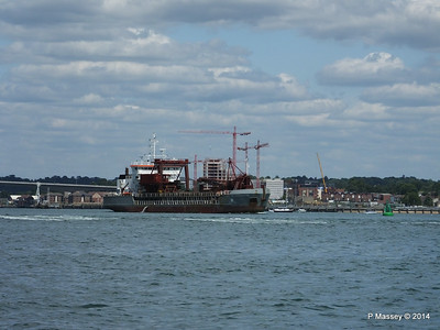CITY OF CHICHESTER Southampton Water PDM 25-06-2014 13-22-28