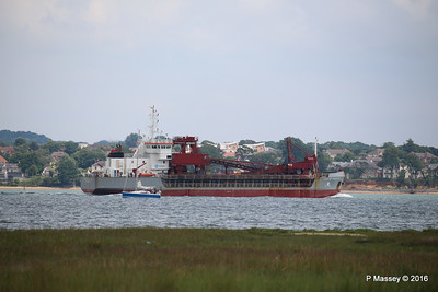 CITY OF CHICHESTER Outbound Southampton PDM 17-06-2016 12-36-51