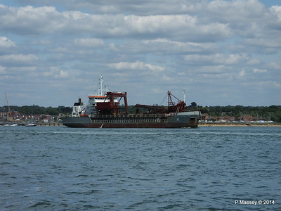 CITY OF CHICHESTER Southampton Water PDM 25-06-2014 13-22-51