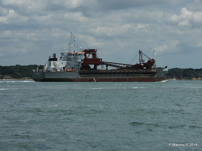 CITY OF CHICHESTER Southampton Water PDM 25-06-2014 13-24-09