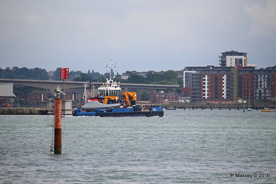 FORTH WARRIOR Southampton Water PDM 17-06-2016 11-24-20