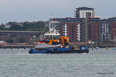 FORTH WARRIOR Southampton Water PDM 17-06-2016 11-24-032