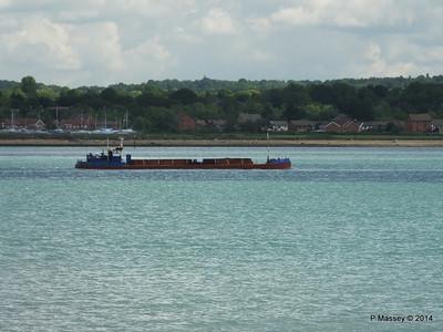 GOOLE STAR Departing Southampton PDM 05-06-2014 11-15-35
