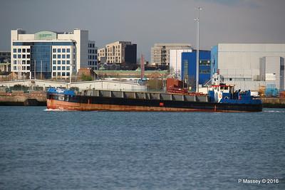 GOOLE STAR Arriving Southampton PDM 27-04-2016 18-41-10
