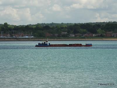 GOOLE STAR Departing Southampton PDM 05-06-2014 11-15-39